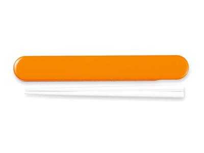 箸箱セット オレンジ