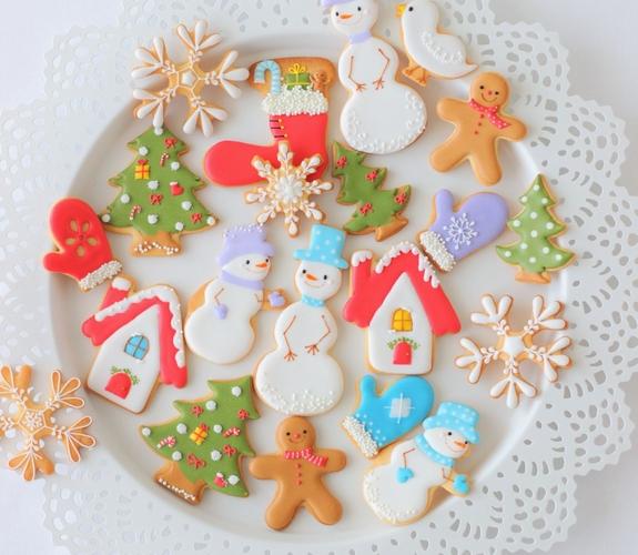 これだけでも冬が好きになっちゃうアイシングクッキー