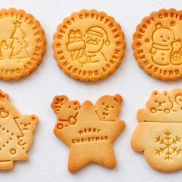 クリスマスクッキー型