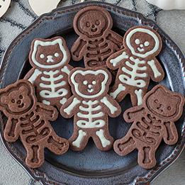 ほねほねスタンプクッキー型