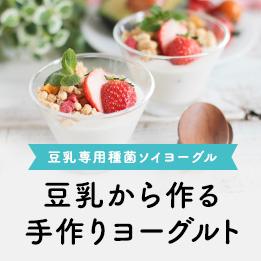 豆乳専用種菌ソイヨーグル
