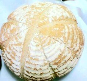 超簡単ライ麦パン