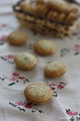 サックサク〜な紅茶のラングドシャ