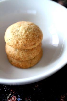 ローズクッキー*紅茶のクッキー