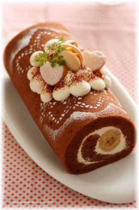 【バレンタイン】にあげたいチョコロール♪
