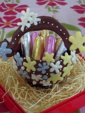 【バレンタイン】ショコラバスケット