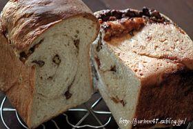 自家製酵母の黒糖胡桃食パン