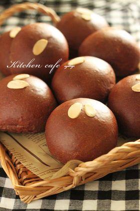 レシピ チョコ パン