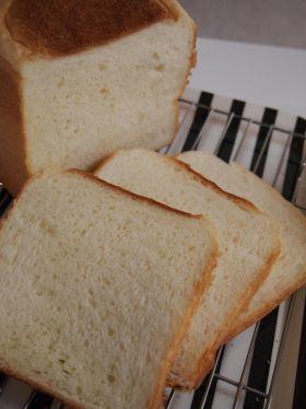 まっ白☆食パン