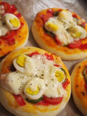 Pizza パン