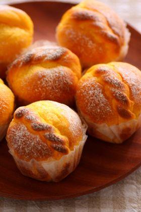 【天然酵母】元気カラーのキャロットパン