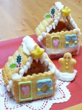 【クリスマス】小さなヘクセンハウス♪