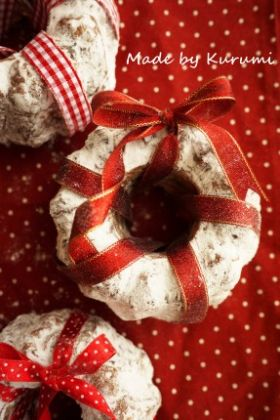 [クリスマス]贈る*シュトーレン