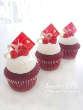 【バレンタイン】RedVelvetケーキ