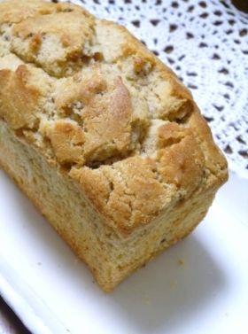 米粉de金時豆のパウンドケーキ