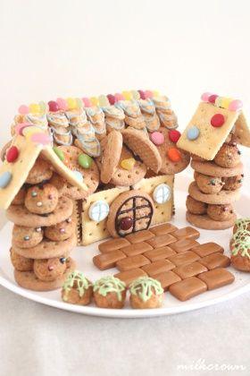 お菓子の家 de 夏の別荘