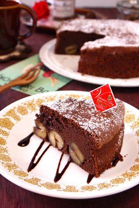 【バレンタイン】半熟ショコラマロン