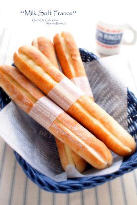 フランスパンのレシピの作り方