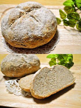 ゆっくり作るライ麦パン