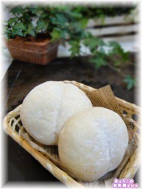 ふわふわ☆きょうこの白パン