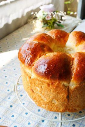 ●♪簡単 ちぎりパン●