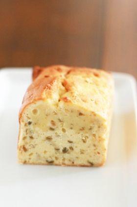 ●梅の実のパウンドケーキ