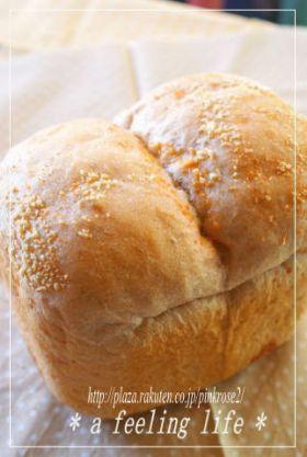 【HB】簡単山食パン基本〜♪