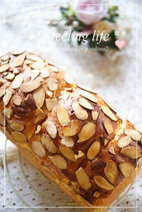 ♪シナモン風味の山食パン