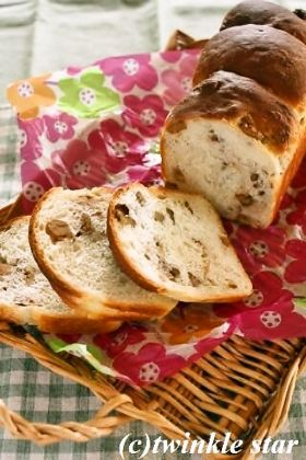【クルミ】塩麹とみりん粕のくるみブレッド