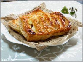 クリームチーズinミートパイ
