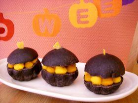 【ハロウィン】ブラックかぼちゃ