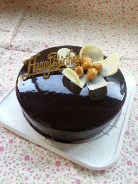 【バレンタイン】チョコレートケーキ