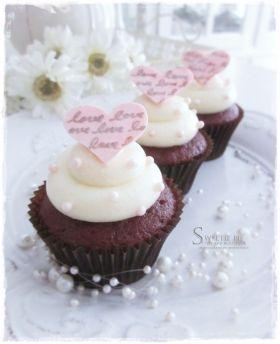 【バレンタイン】LOVEメッセージケーキ