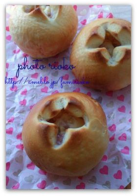 ≪HB≫クリチ&苺のミルキーパン