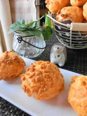 太白胡麻油使用☆サクサククッキーシュー