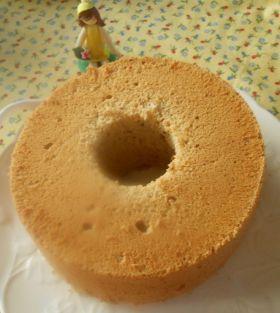 【クルミ】味噌Miso米粉シフォンケーキ