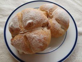 【クルミ】ふんわりクルミパン