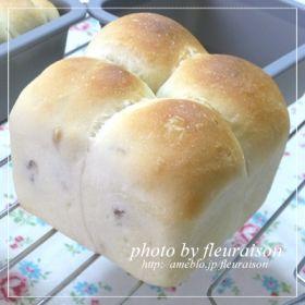 お食事くるみパン☆