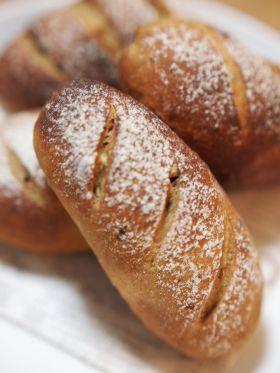 【クルミ】ヘルシーくるみパン