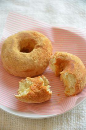 豆乳きな粉ドーナツ