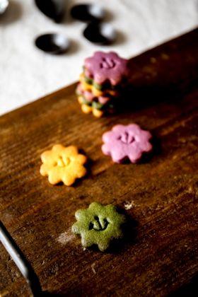 かわいいお野菜クッキー