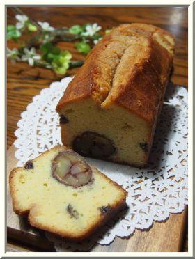 ふわふわしっとり☆パウンドケーキ