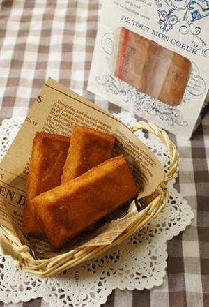 フランス菓子 フィナンシェ