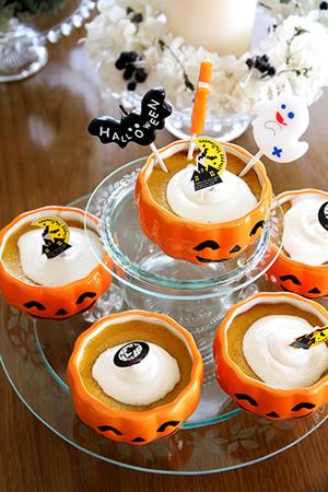 和三盆のやさしいかぼちゃプリン