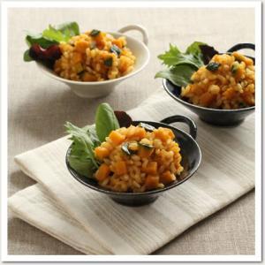 かぼちゃの玄米クスクスサラダ