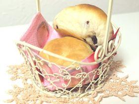ミルククランベリーパン