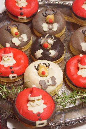 【クリスマス】サンタとなかいシュトレーン