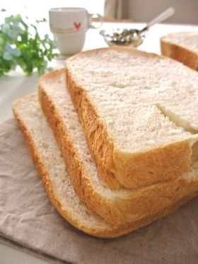 トーストに^^さっくり食パン…