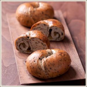 丹沢酵母パン種ベーグル