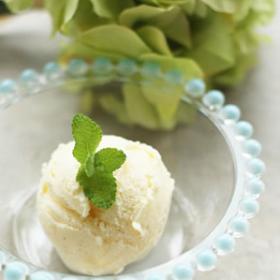濃厚バニラアイス
